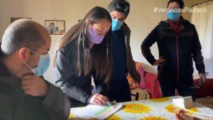 Paillaquinos preparan propuesta de salud para los próximos 4 años.