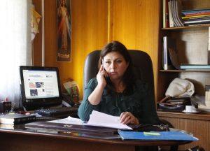 Alcaldesa pide reforzar el autocuidado ante el aumento de casos de Covid-19 en Paillaco