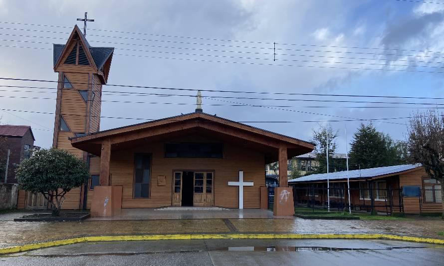 La Parroquia Nuestra Señora de Lourdes, de la comuna de Paillaco, celebra este año su centenario