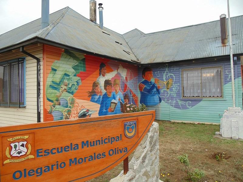 Todo de nuevo: Contraloría invalidó proyecto de futura Escuela Olegario Morales