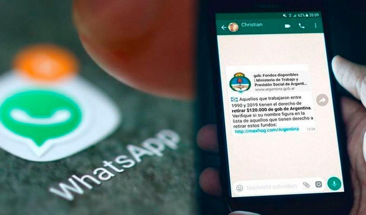 PDI Los Ríos hace un llamado de alerta a la comunidad por una nueva modalidad de estafa a través de WhatsApp