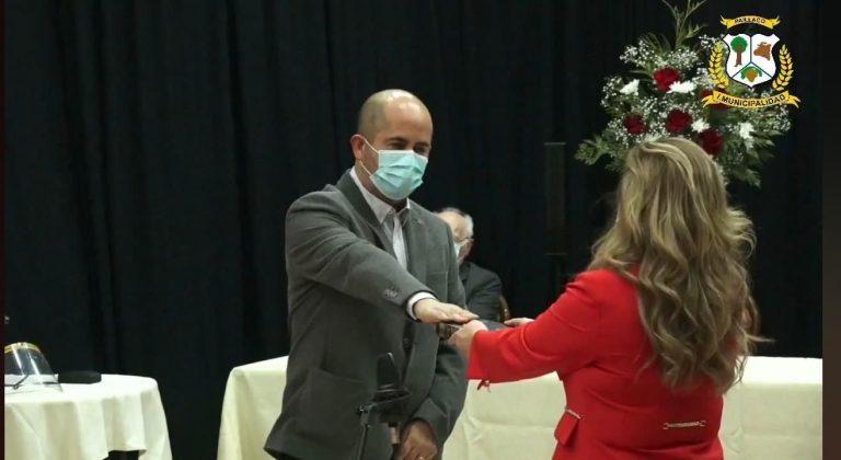 Vientos de cambios para Paillaco: Asume nuevo alcalde y concejales.